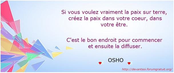 citaiton OSHO