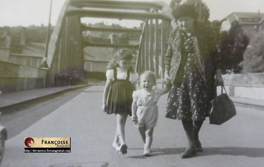 3 Francesca et grand mère