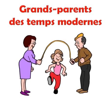 grand parents &