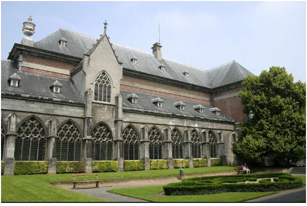 abbaye st martin de tournai